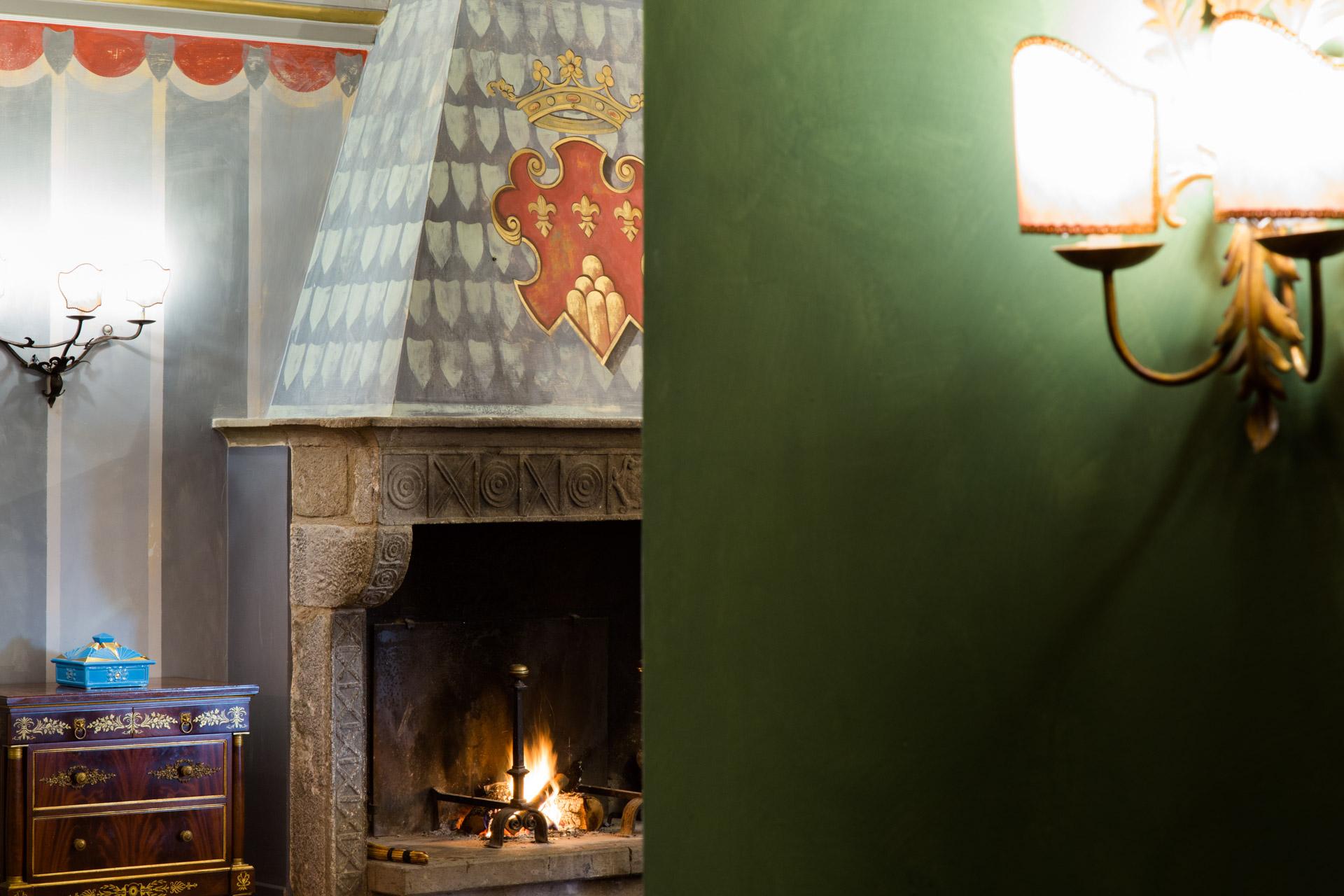 Salone dell'Hotel Bramante